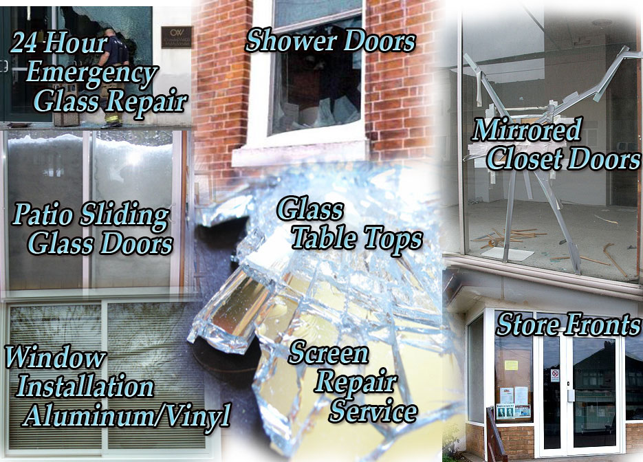 Glass Shower Doors and Deck Glass Railings Windscreens South Bay Custom Mirrors Sliding Glass Patio Doors Windows Screens Installation Replacement and Repair Service South Bay
